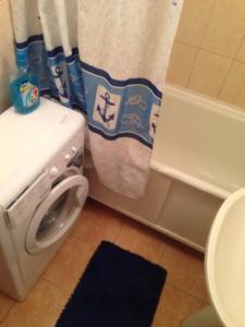 Ванная комната в Уютная квартира