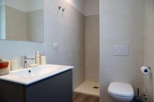A bathroom at Le Stanze del Lago Blevio