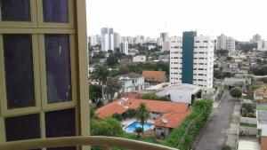 A view of the pool at Apartamento AV CPA or nearby