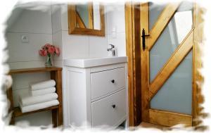 Łazienka w obiekcie Tatra View