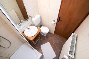 A bathroom at Chalet LISA