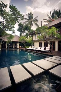 Hồ bơi trong/gần Kayumanis Nusa Dua Private Villa & Spa