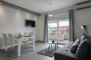 Posezení v ubytování Villa Apartment AA 2