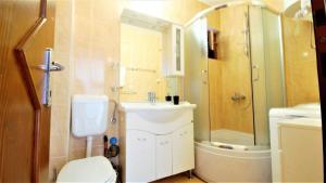 Ванная комната в Apartment Helena