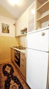 Кухня или мини-кухня в Apartment Helena