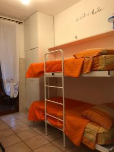 Litera o literas de una habitación en House Il Parco