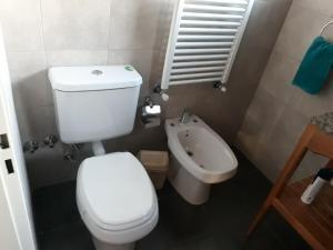 Un baño de Departamento Meliades