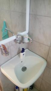 Łazienka w obiekcie Manthos Casa