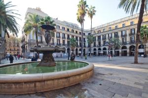 Piscina en o cerca de Enjoybarcelona Apartments