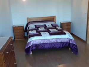 A bed or beds in a room at Portela Susa