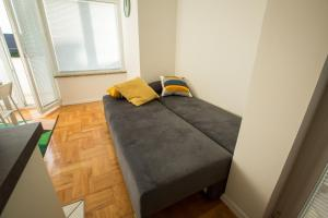 Postel nebo postele na pokoji v ubytování Apartment by Jassi