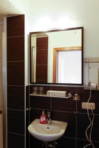 Ein Badezimmer in der Unterkunft City Apartments Gladenbach