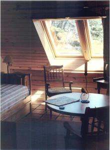 Un lugar para sentarse en DUT Bariloche con Maxisol