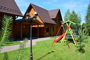 Детская игровая зона в Cooper House