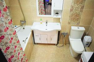 A bathroom at Luxury Palace Apartment