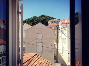 A balcony or terrace at Apartments Rector's Villa