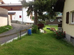 A garden outside Bergheim Matta