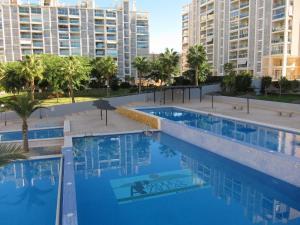 The swimming pool at or near Apartamentos Kasa25 Azaleas