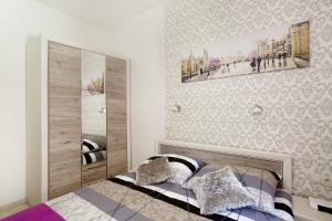 Część wypoczynkowa w obiekcie City center - Gdańsk Old Town Apartment