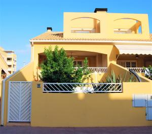 casa de vacaciones playa Sagunto Valencia