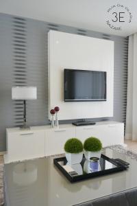 A bathroom at Olaria Luxury Penthouse