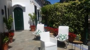 A porch or other outdoor area at Le Cicale - Apartments