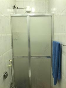 A bathroom at Copa apt°/ 1Qd da Praia bela vista