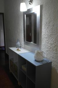 A bathroom at Nau 235