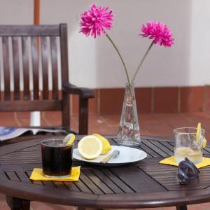 A restaurant or other place to eat at Apartamentos Turísticos Duque de Hornachuelos