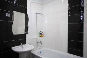 Ванная комната в Apartment Antonova 5L