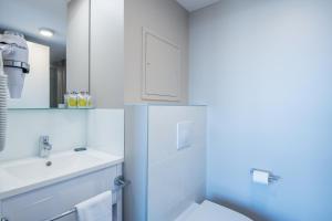 Koupelna v ubytování All Suites Bordeaux Marne – Gare Saint-Jean