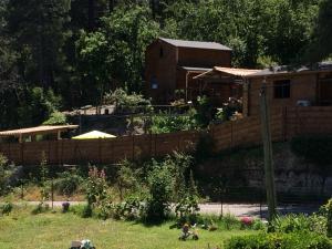 Edifici on està situat el xalet de muntanya