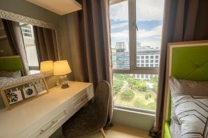 Un baño de CITY VIEW 2Oth FLR, Cebu IT Park, Pool AL