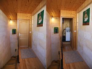A bathroom at Les appartements de la Victoire