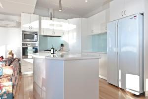 Køkken eller tekøkken på 567 Sandy Bay