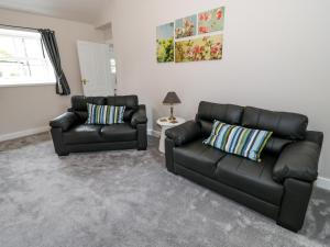 A seating area at Mill Force Cottage, Barnard Castle