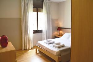 스위트 홈 사그라다 파밀리아 객실 침대