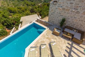 Vista de la piscina de Villa Klacina o alrededores