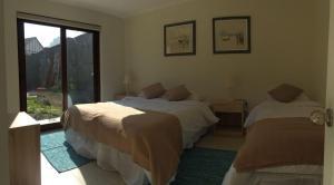 Cama o camas de una habitación en Casa de Alto Estandar en Las Condes