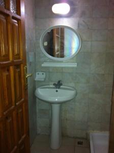 Ванная комната в Camyuva Turkuaz Apart Otel