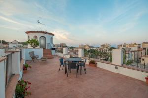Balkoni atau teres di Cliper by Park Hotel San Jorge