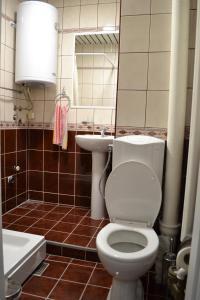 Ein Badezimmer in der Unterkunft Lazarus Studio Apartment