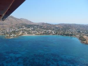 Pemandangan dari udara bagi Andreas Studios