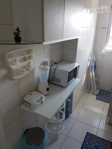 Koupelna v ubytování Riviera Boa Viagem