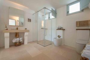 Um banheiro em Lamacerase Residenze