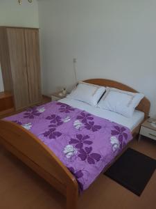 Krevet ili kreveti u jedinici u objektu Apartman Mande