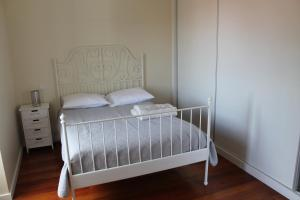 A bed or beds in a room at Casa Pesquito