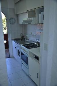Una cocina o kitchenette en Edificio Saint Morits