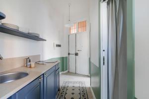 Cucina o angolo cottura di Vatican Sweet Suite