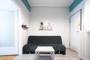 Ein Sitzbereich in der Unterkunft Cozy Apartment by the Acropolis
